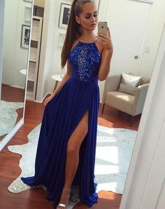Cheap Popular Prom Dresses Simple, A-Line Evening Dress, Evening Dress Chiffon, Blue Prom Dresses Beautiful Prom Dress Long Prom Dress A-Line Evening Dress Prom Dresses Simple Prom Dress Prom Dresses 2019 Prom Dresses For Teens, A Line Prom Dresses, Cheap Prom Dresses, Homecoming Dresses, Dress Prom, Dress Long, School Dresses, Party Dresses, Chiffon Evening Dresses