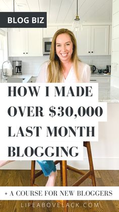 Earn Money From Home, Make Money Blogging, Money Tips, Way To Make Money, Make Money Online, Best Small Business Ideas, Work From Home Tips, Financial Tips, Blogging For Beginners