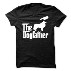 The DogFather Border Collie - #softball shirt #hoodie novios. WANT IT => https://www.sunfrog.com/Pets/The-DogFather-Border-Collie.html?68278