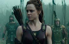 Ingrid Bolsø Berdal - Birgitte Silverbow Saw this actress in Westworld and... yea