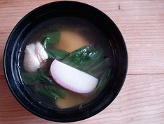 Ozoni - we always have it for breakfast on New Year's day. One of my favorite foods at New Year.