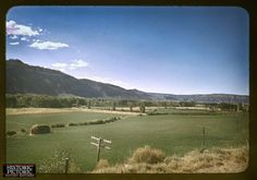 Fields along the Skyline Drive in Virginia, photo by-Jack Delano, c1940  #historicpictoric #photorestoration #oldisgold #history #historicphotos