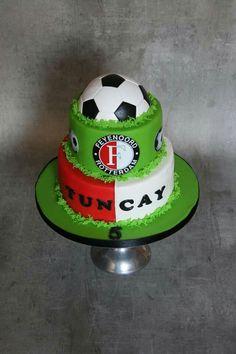 Feyenoord taart