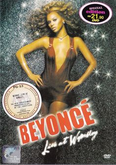 BEYONCE Live At Wembley  Dangerously in Love Tour DVD NEW PAL Region All