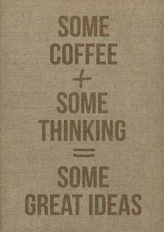 Some coffee. Lavazza Coffee Machines - www. ground coffee, barista coffee and saeco incanto sirius Coffee Talk, I Love Coffee, Coffee Break, My Coffee, Coffee Drinks, Coffee Cups, Monday Coffee, Coffee Aroma, Coffee Life