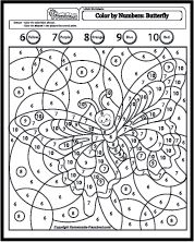 Fun and creative color by shapes easy coloring pages. Shape Coloring Pages, Easy Coloring Pages, Printable Coloring Pages, Coloring Pages For Kids, Coloring Sheets, Coloring Books, Adult Color By Number, Color By Number Printable, Color By Numbers