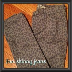 Old Navy Rockstar Skinny jeans Cotton-spandex mix Jeans Skinny