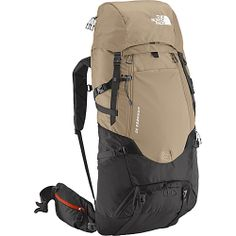 31700c1404 The North Face Conness 55 S M Dune Beige Asphalt Grey - The North Face  Backpacking Packs