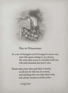 sea lullaby meaning