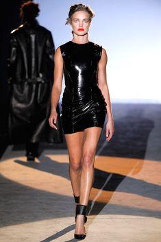 Hakaan Fall 2011 Ready-to-Wear Fashion Show - Natalia Vodianova