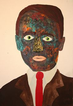Original comment: obscure writer by wtf Bruce Robb - very interesting piece of outsider art.