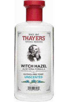 THAYERS WITCH HAZEL,ALOE,UNSCNTD, 12 FZ