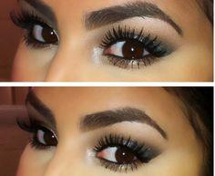 Kim K Eyes