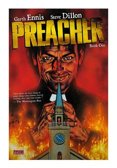Preacher Book One Graphic Novel