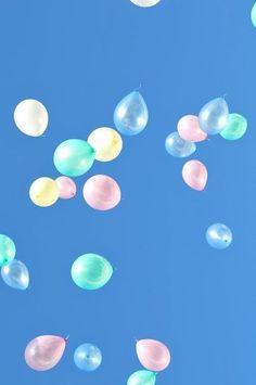 Pastel balloons http://www.publicdesire.com