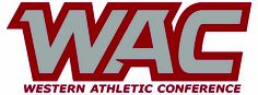 Western Athletic Conference Primary Logo on Chris Creamer's Sports Logos Page - SportsLogos. A virtual museum of sports logos, uniforms and historical items. College Football Betting, Football Team Logos, Sports Logos, Football Officials, Conference Logo, Recreational Sports, Logo Shapes, Pole Vault, American Sports