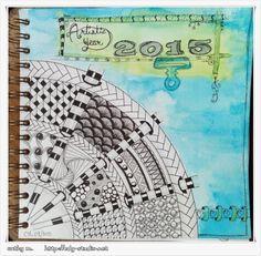 2015 positiv'journal - edg-studio.net - Zentangles