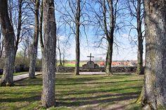Cmentarz wojenny I w.ś.
