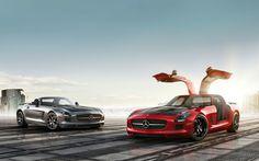 2015 Mercedes-Benz SLS GT 01 by Jeff Patton | Transport | 3D | CGSociety