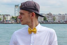 Farfalle Pasta Bow Tie Design Accessories Jewelry by rommydebommy
