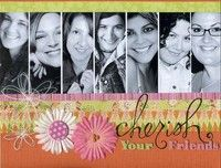 A Project by FoxyCropper from our Scrapbooking Gallery originally submitted 04/09/06 at 10:07 AM