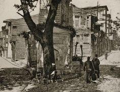 Sefer Ağa Çeşmesi, Süleymaniye -1913