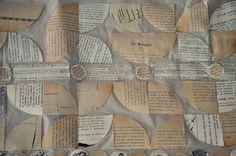 Trama de papel. Alejandra Correa / www.ale-correa.com