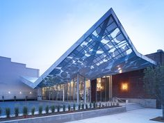 Design Contemporary Art Museum Design by Brooks + Scarpa and Clearscapes Modern Architecture Design Ideas - Architecture & Interior Design Ideas and Online Archives Backyard Canopy, Garden Canopy, Diy Canopy, Canopy Outdoor, Canopy Tent, Canopies, Canopy Curtains, Ikea Canopy, Beach Canopy