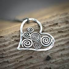 Image result for silver filigree necklace