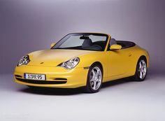 PORSCHE 911 Carrera 4 Cabriolet (996)