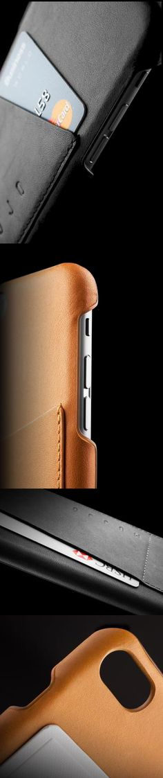 iPhone 7 leather wallet cases, combine your phone case and wallet.