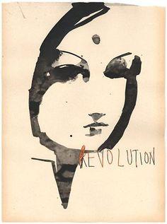 Drawings by Tina Berning. Berlin.