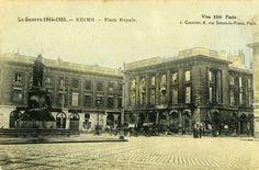 Amicarte 51 Reims: Nous sommes en première ligne, depuis mardi matin,...