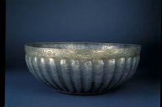 copy of a silver bowl from Gotland, Sweden (Historiska museet, Sweden)