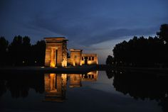 Templo de Debod by Paco Archilla on 500px