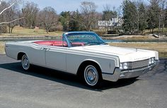 1967 lincoln continental convertible american. Black Bedroom Furniture Sets. Home Design Ideas