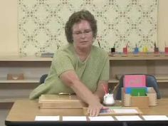 Introduction to Montessori Handwriting Sequence - YouTube