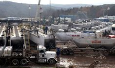 Dangerous levels of radioactivity found at fracking waste site in Pennsylvania - I guess that's one way to make sure our water lasts for thousands of years: make it radioactive!