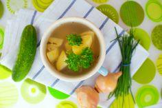 C - zupa ogórkowa