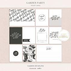 Free Garden Party Jo