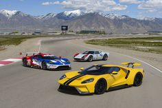 2017 Ford GT Review - GTspirit
