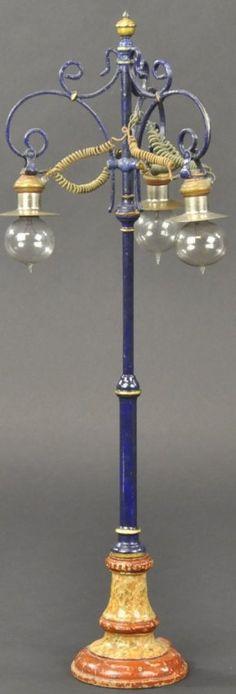 MARKLIN THREE ARM LAMP