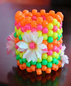 Daisy Kandi Cuff. Need this for #EDCLV 2014 #insomniacevents