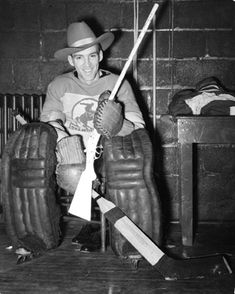 Art Rice-Jones - Calgary Stampeders Hockey Club 1941