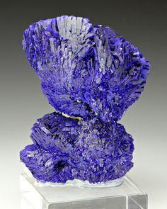 Azurite from China.