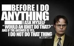 Dwight Schrute - The Office - Funny