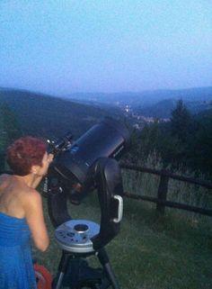Astronomical observations farmhouse Borgo Tramonte. Osservazioni astronomiche agriturismo Borgo Tramo www.borgotramonte.it Astronomy, Italia