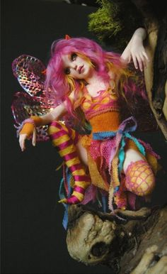 fantasy pixies dolls | if you believe that faeries exist; then perchance you may see us with ...