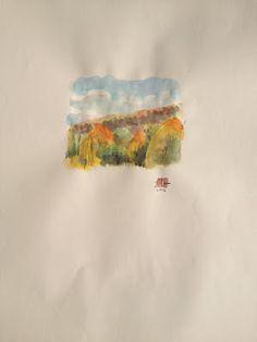 Autumn studies by Prash