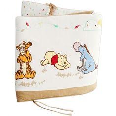 tour de lit bébé winnie l ourson pas cher Grand bavoir en éponge Winnie l'ourson Disney Baby Babycalin  tour de lit bébé winnie l ourson pas cher